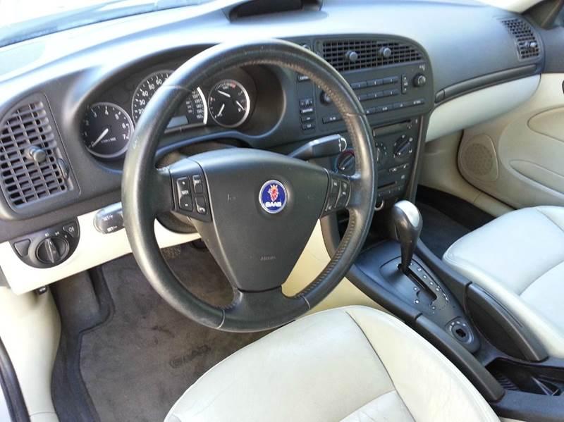 2005 Saab 9-3 4dr Linear Turbo Sedan - Anderson IN