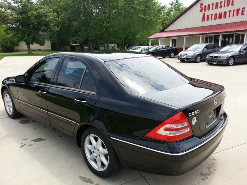 2004 Mercedes-Benz C-Class C240 4MATIC AWD 4dr Sedan - Anderson IN