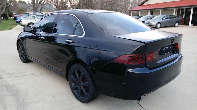 2004 Acura TSX 4dr Sedan - Anderson IN