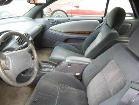 1996 Chrysler Sebring JXi 2dr Convertible - Anderson IN