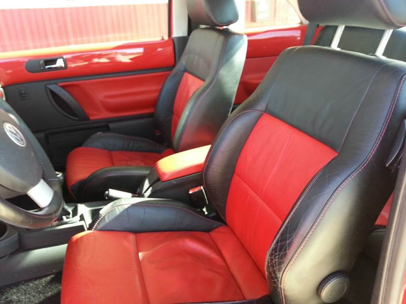 2003 Volkswagen New Beetle 2dr GLS 1.8T Turbo Hatchback - Anderson IN