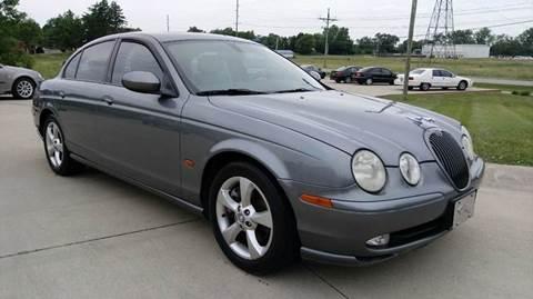 2003 Jaguar S-Type