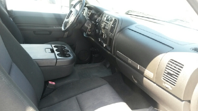 2011 Chevrolet Silverado 2500HD 4x4 LT 4dr Crew Cab LB - Del Rio TX