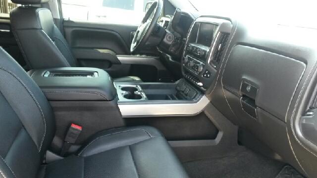 2016 Chevrolet Silverado 1500 4x4 LTZ 4dr Crew Cab 5.8 ft. SB w/Z71 - Del Rio TX