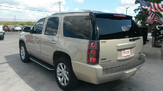 2011 GMC Yukon AWD Denali 4dr SUV - Del Rio TX