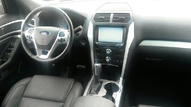 2014 Ford Explorer XLT 4dr SUV - Del Rio TX