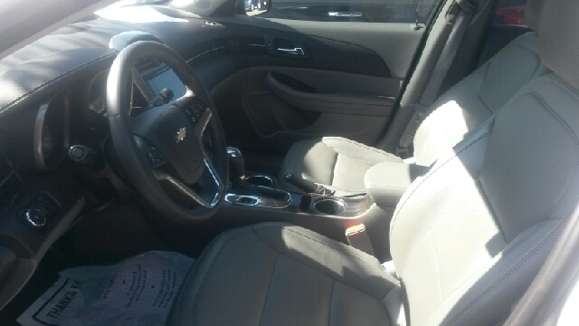 2015 Chevrolet Malibu LT 4dr Sedan w/3LT - Del Rio TX