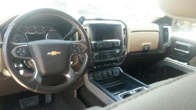 2015 Chevrolet Silverado 2500HD 4x4 LTZ 4dr Crew Cab SB - Del Rio TX