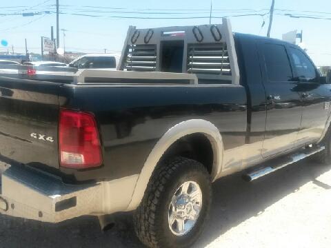 2010 Dodge Ram Pickup 2500 for sale in Del Rio, TX