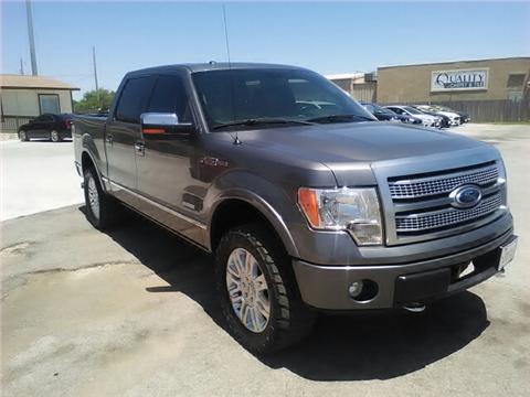 2011 Ford F-150 for sale in Del Rio, TX