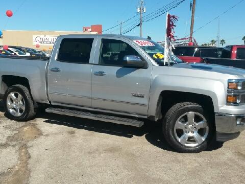 2014 Chevrolet Silverado 1500 for sale in Del Rio, TX