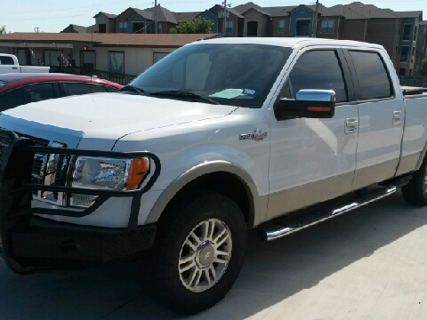 2009 Ford F-150 4x4 King Ranch 4dr SuperCrew Styleside 5.5 ft. SB (Stk # CONS.) PAT COLLINS AUTO SALES & Ford Used Cars Pickup Trucks For Sale Del Rio PAT COLLINS AUTO SALES markmcfarlin.com