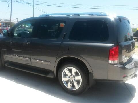 2012 Nissan Armada for sale in Del Rio, TX