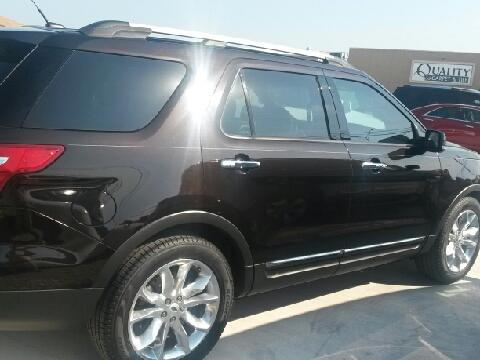2013 Ford Explorer for sale in Del Rio, TX