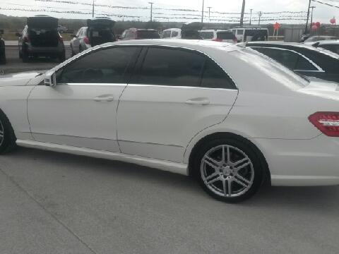 2010 Mercedes-Benz E-Class for sale in Del Rio, TX
