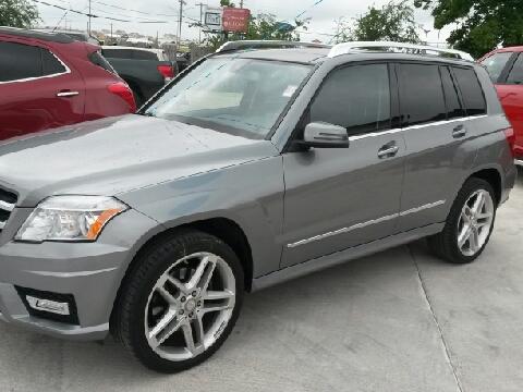 2012 Mercedes-Benz GLK for sale in Del Rio, TX