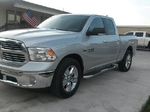 2013 RAM Ram Pickup 1500 for sale in Del Rio, TX