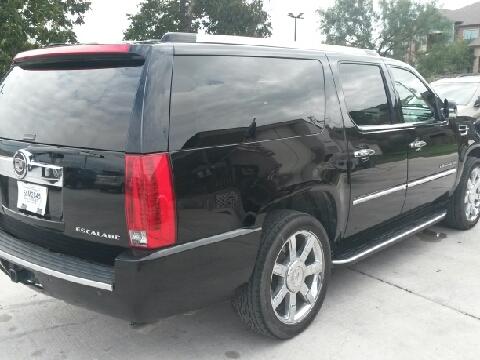 2012 Cadillac Escalade ESV for sale in Del Rio, TX
