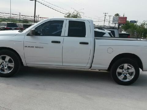 2011 RAM Ram Pickup 1500 for sale in Del Rio, TX