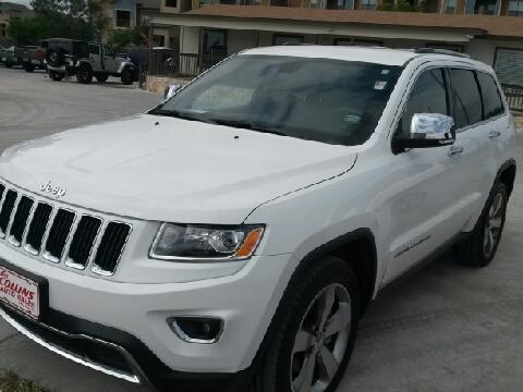 2014 Jeep Grand Cherokee for sale in Del Rio, TX