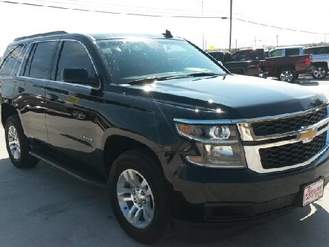 2015 Chevrolet Tahoe for sale in Del Rio, TX
