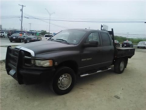 2004 Dodge Ram Pickup 2500 for sale in Del Rio, TX