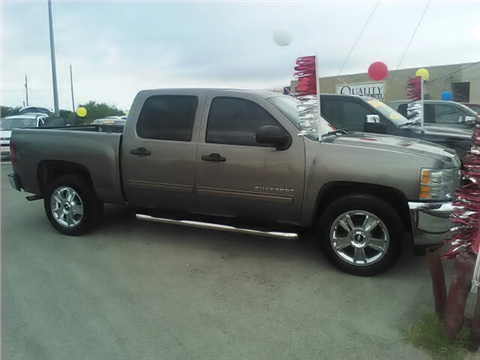 2013 Chevrolet Silverado 1500 for sale in Del Rio, TX