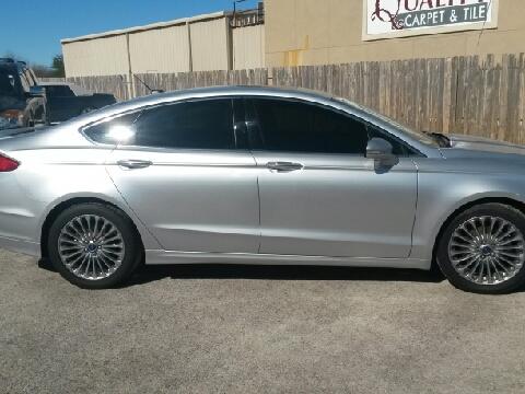 2014 Ford Fusion for sale in Del Rio, TX