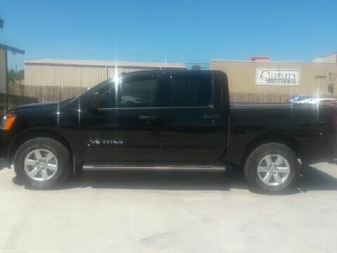 2014 Nissan Titan for sale in Del Rio, TX