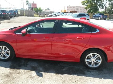 2016 Chevrolet Cruze for sale in Del Rio, TX