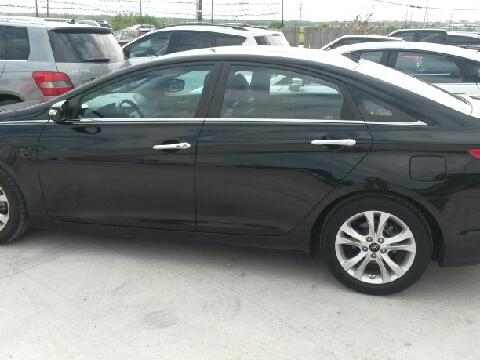 2011 Hyundai Sonata for sale in Del Rio, TX