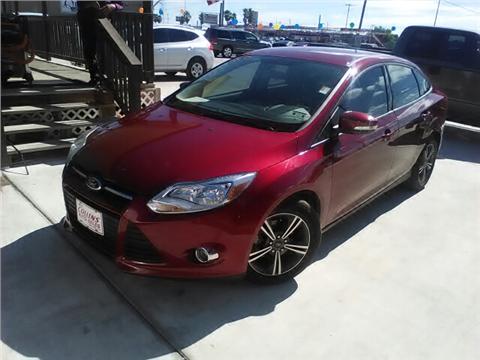 2014 Ford Focus for sale in Del Rio, TX