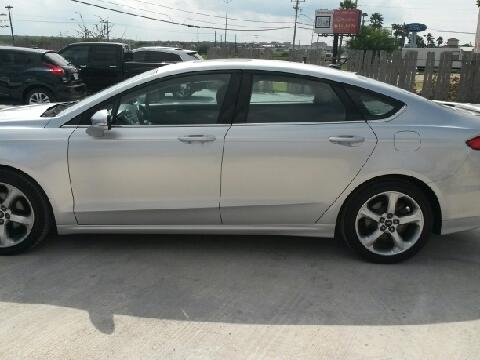 2013 Ford Fusion for sale in Del Rio, TX