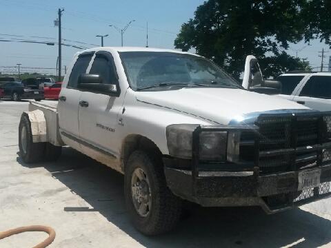 2006 Dodge Ram Pickup 2500 for sale in Del Rio, TX