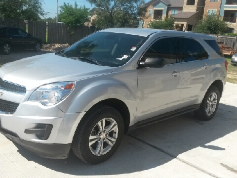 2013 Chevrolet Equinox for sale in Del Rio, TX