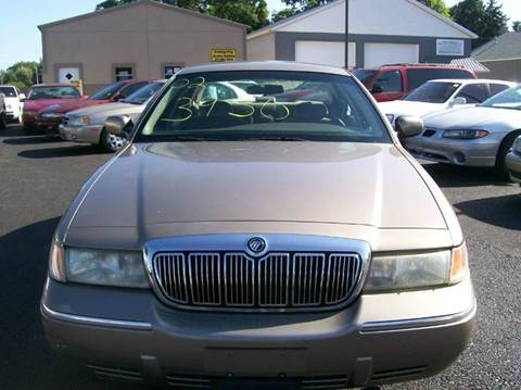 2002 Mercury Grand Marquis for sale in Brownsburg, IN