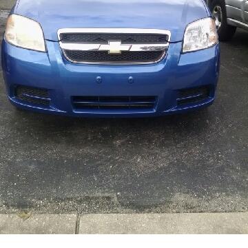 2007 Chevrolet Aveo for sale in Brownsburg, IN