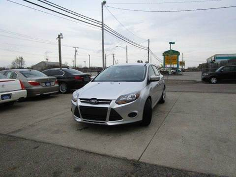 2014 Ford Focus for sale in Columbus, OH