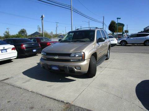 2004 Chevrolet TrailBlazer for sale in Columbus, OH