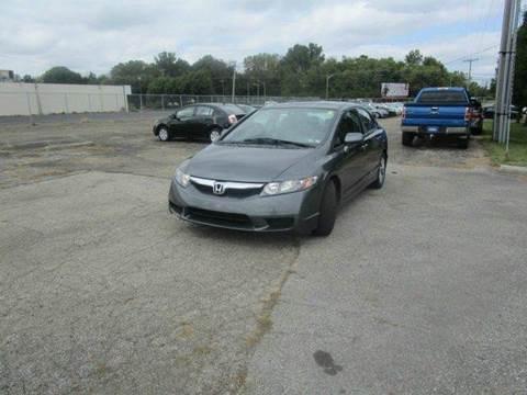 2010 Honda Civic for sale in Columbus, OH