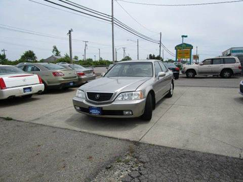 2002 Acura RL for sale in Columbus, OH