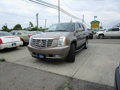 2007 Cadillac Escalade for sale in Columbus, OH
