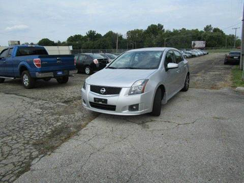 2012 Nissan Sentra for sale in Columbus, OH