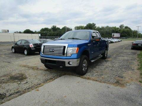 2011 Ford F-150 for sale in Columbus, OH