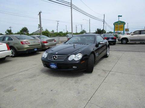 2004 Mercedes-Benz SL-Class for sale in Columbus, OH