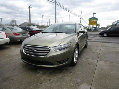 2013 Ford Taurus for sale in Columbus, OH
