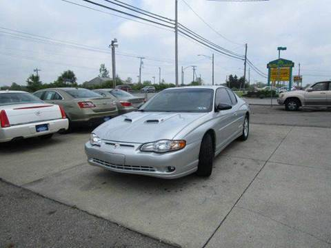 2000 Chevrolet Monte Carlo for sale in Columbus, OH