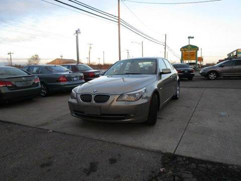 2008 BMW 5 Series for sale in Columbus, OH