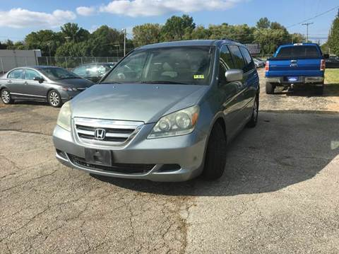 2005 Honda Odyssey for sale in Columbus, OH