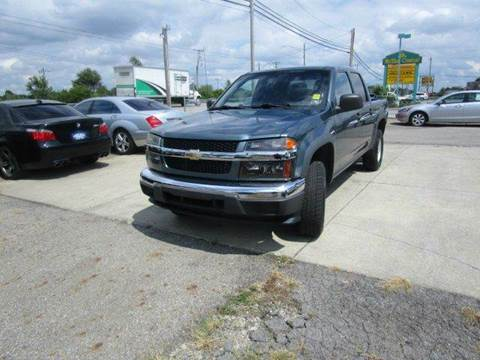 2006 Chevrolet Colorado for sale in Columbus, OH